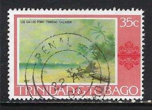TRINIDAD & TOBAGO 265 VFU A326-9