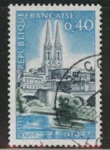 France Scott 1158 Used stamp