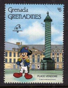 Grenada Grenadines 1064 Disney's MNH VF