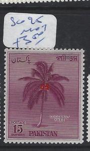 PAKISTAN    (P2502B)  SG 95  MOG