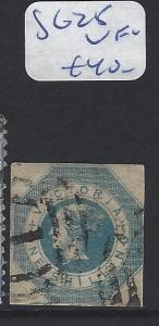 VICTORIA (P3003B)   QV 1/- IMPERF SG 25  VFU