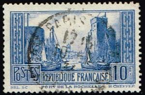 France # 252  U