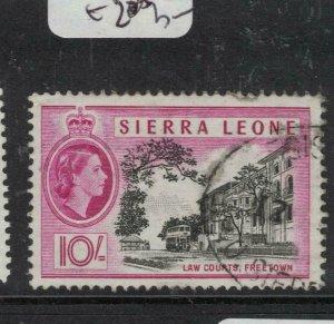 Sierra Leone SG 221 MOG (6dye)
