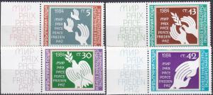 Bulgaria  Mi#3241-4  MNH CV $12.00  Z267