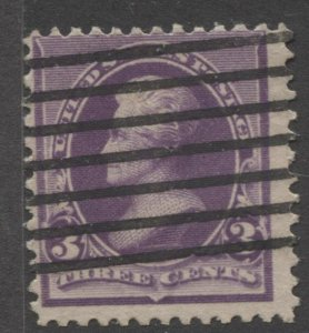 STAMP STATION PERTH US  #221 Used
