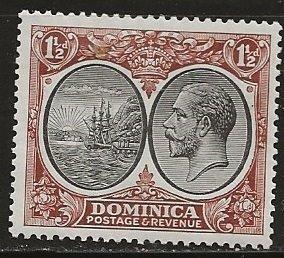 Dominica | Scott # 69 - MH