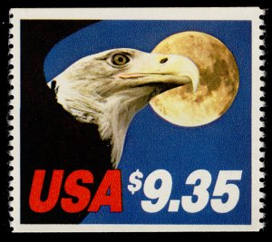 US #1909 $9.35 EXPRESS MAIL EAGLE, XF-SUPERB mint never hinged, a super stamp...