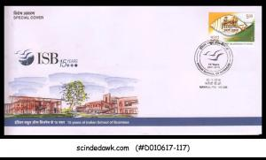 INDIA - 2016 15 YEARS OF INDIAN SCHOOL OF BUSINESS   SPECICAL  COVER