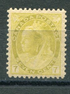 Canada #81  Mint XF +   NH