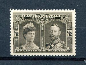 Canada #96 Mint  XF  NH   - Lakeshore P...