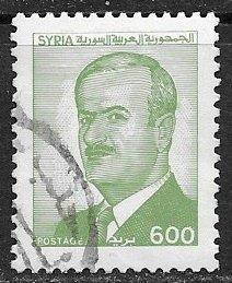 Syria ~ Scott # 1078 ~  Used
