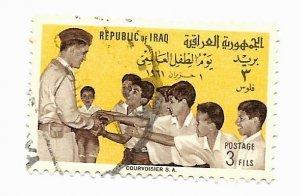 Iraq 1961 - Scott #273 *