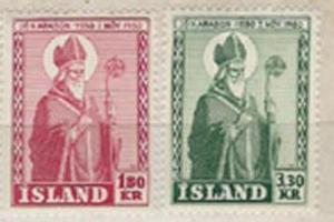 Iceland #269-270