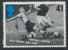 Great Britain SG 1928 SC# 1666  Football  Used see scan
