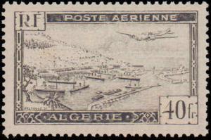 1946 Algeria #C1-C4, C5-C6, Complete Set(6), Never Hinged