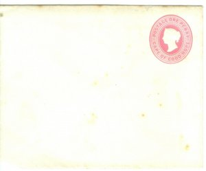 Bargains Galore Cape of Good Hope penny unused stamped envelope