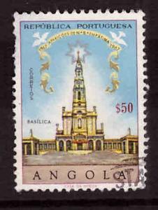 Angola  Scott 529 Used stamp