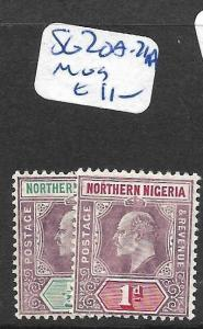 NORTHERN NIGERIA (P1309B) KE SG 20A-21A  MOG