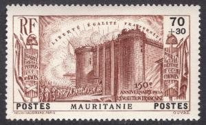 MAURITANIA SCOTT B5
