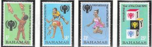 Bahamas MNH 446-9 Year Of The Child 1979