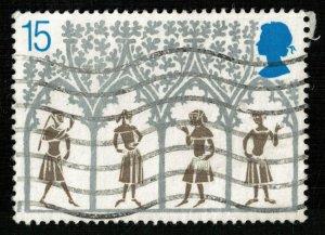 Great Britain, (2871-T)