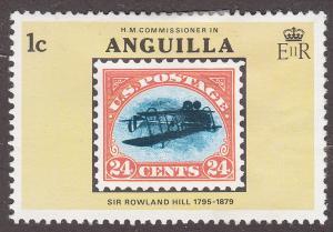 Anguilla 349 USA #C3a 1979