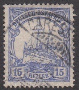 German East Africa 25 Used CV $6.00