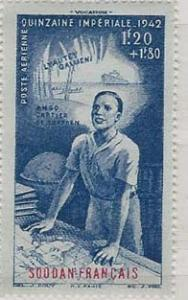 France, Vichy Government. Sudan CB4 (M)