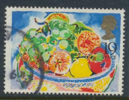 Great Britain SG 1426  Used   - Greetings Booklet Stamps