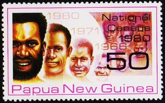Papua New Guinea.1980 50t S.G.392 Unmounted Mint