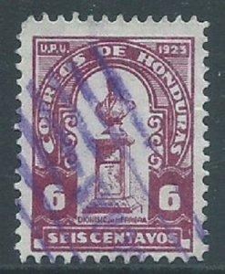 Honduras, Sc #213, 6c Used
