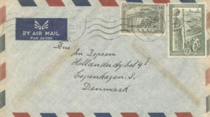 Greece 1600D Farming Marshall Plan with 100D Return of the Dodecanese 1952 Hr...