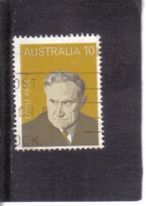 Australia #614 used f.