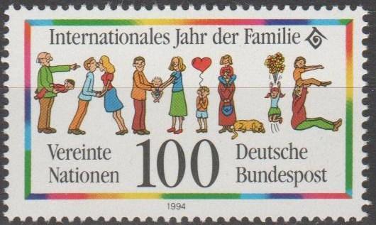 Germany #1821  MNH VF (SU1303)