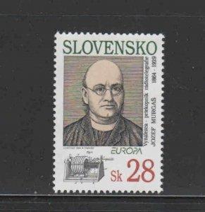 SLOVAKIA #180  1994  EUROPA    MINT VF NH O.G