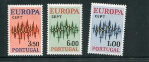 Portugal #1141-3 MNH