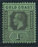 Gold Coast SG 95 Scott #90   Mint  very light hinge trace   see details