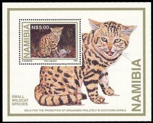 Namibia 1997 Scott #828a Souvenir Sheet Mint Never Hinged
