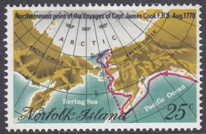 Norfolk Island 1978 SG213 UHM