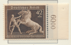 Germany Stamp Scott #B119, Mint Never Hinged, With Selvage - Free U.S. Shippi...
