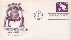 United States, First Day Cover, Postal Stationery, Birds