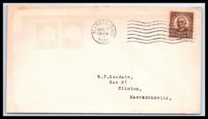 GOLDPATH: US COVER 1930, MARION, OHIO   _CV33_P19