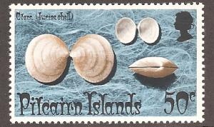 Pitcairn Islands 140 Mint VF LH