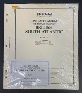British South Atlantic, Scott Specialty Album Supplement 1976-1988, Part 4