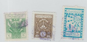 Syria Revenue Fiscal Stamp 12-26a-21 Legal - FREE SHIPPING- @ EC