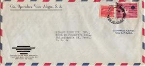 Cuba 1c Communications Building Postal Tax and 12c Dove with ASTA Overprint c...