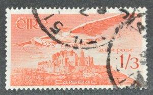 DYNAMITE Stamps: Ireland Scott #C6 – USED