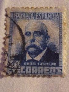 Spain 610b used