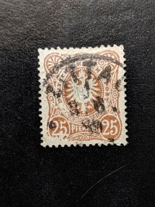 Germany 41 VF, CV $45