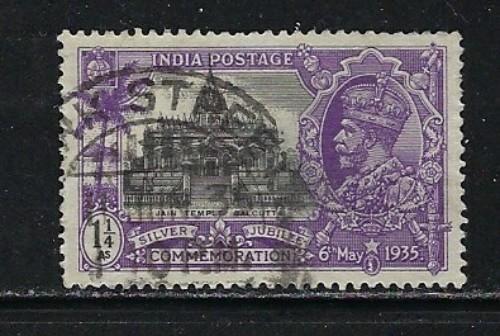 India 145 Used 1935 Issue